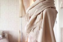 Scarf photography / Inspiration for photographing my products