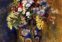 bouquet Renoir