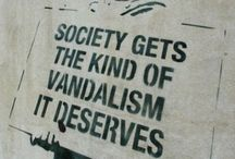 Bureau Veritas / Graffiti & other forms of street art