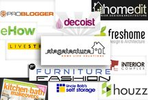Stagetecture Writes Here / Ronique Gibson's professional writing services for home design & lifestyle niches. From small blogs to major brand publications - all influential and personable. Contact Ronique for inquiries ;)  http://stagetecture.com/about-ronique/writing-portfolio/