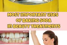 Baking soda uses / Teeth etc