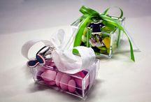 Bomboniere nascite / Deliziosi #confetti raccolti nelle nostre #bomboniere per i più piccoli.