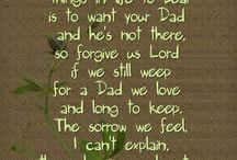 Miss u daddy