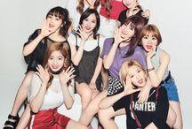 Twice / *Jihyo *Nayeon *Dahyun *Chaeyoung *Mina *Sana *Momo *Tzuyu *Jungyeon ❤Twice❤