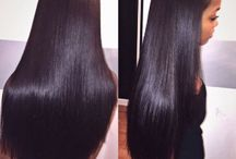 Hair Extensions / We got; Brazilian,Peruvian, Indian, Malaysian, Euroasian and many other hair types. Whether you looking for straight, curly or wavy hair we have it all. Choose your bundle length, anywhere from 8 to 30 inches, choose whether you need closure or not and get them shipped to you for free World Wide in few days!