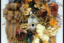 Fall Crafts/Deco / by Katherine Wade