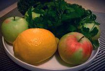 Koktajle warzywne / Przepisy na koktajle warzywne