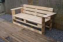 мебель из паллнт