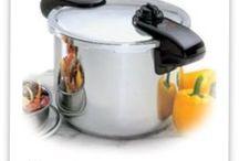 Pressure Cooker Info / by Rhonda Fosse