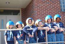 Church -  Scouts