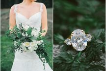 ring shots / by Breanna Saxon ~ Wedding Photographer
