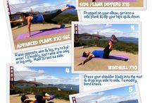 Workouts / by Anna Touneh