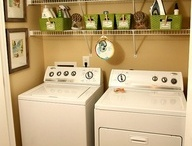Laundry room / by Angela Perez