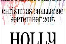 HLS September 2015 Christmas Challenge