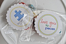 puzzle pieces / by Karla Andrews