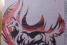 My hobby drawings :)