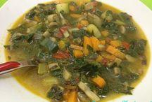 Delizie vegetariane / Un mix di ricette vegetariane!