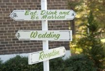 Wedding Reception Decor / by Sharon Bezdek