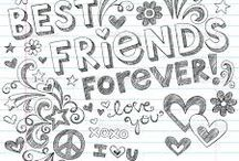 Best friend! / <3