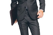 Styling the Gray Suit