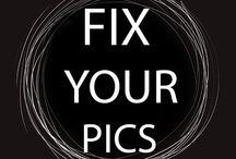 FIX YOUR PICS LTD. / We are photoshop service provider.