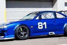 Nissan Silvia Custom Modified