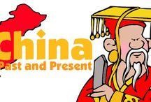 CESTOVÁNÍ Čína