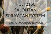 Spray Tan Equipment and Product Reviews / Professional Spray Tan Artist Reviews on Spray Tan Equipment and Sunless Tanning Products.