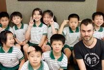 Teaching jobs in Taiwan