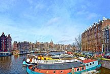 My photos - boats and harbours / The maritime charm of ports, harbours, docks, wharfs and marinas with their colorfull abundance of boats, ships, barges, yachts, schooners and sloops.