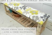 Pallet DIY ideas