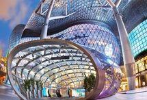 Shopping Malls / Mall design ideas