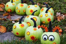 Halloween Ideas / by Melissa Flieg