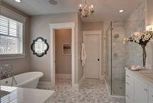 Bathrooms. / by Anna Castillo