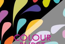 Colour Burst / All things lovely in bright summery colours