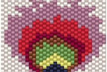 Koraliki - wzory Niki