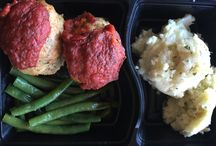 Healthy Meal Prep by Chef Meika Johnson / Here are my healthy meals. I hope to inspire you.