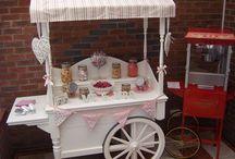 Candy Cart /Candy bar