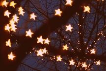 Des étoiles ..