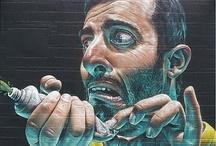 Graffiti - Characters