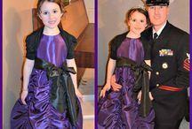 Daddy/Daughter Dance / Our beautiful princesses and their handsome dads at the Daddy/Daughter dance