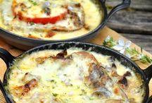 fondues fromage et viande