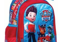 PAW PATROL / Fantasia Personajes. Tienda de mochilas, maletas, material escolar y regalos.