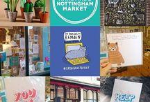 Handmade Nottingham Markets