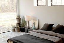 Main Bedroom Ideas / Comfortable, cosy bedrooms. Bedroom decor and design...