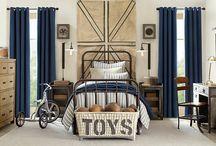 Boys Bedroom / by Kate Thorley