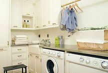 Alteration Laundry / Ideas for alterations to house