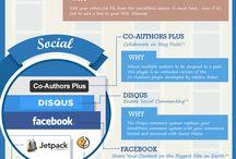 WordPress Infographics