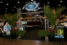 Boat Shows / Always a fun time at boat shows