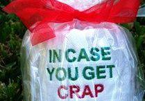 funny christmas gifts / by Teresa Braaten